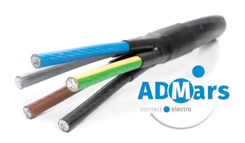 Palczatki termokurczliwe dla kabli niskonapięciowych